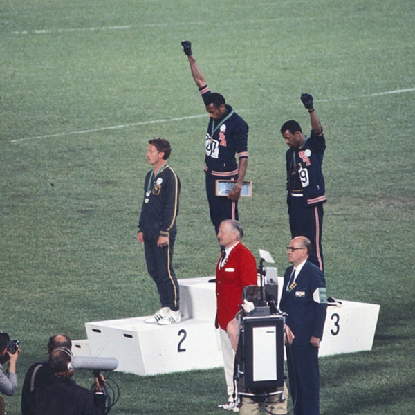 Olympic 1968 John Carlos, Tommie Smith, Peter Norman